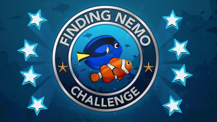 Comment terminer le défi Finding Nemo dans Bitlife