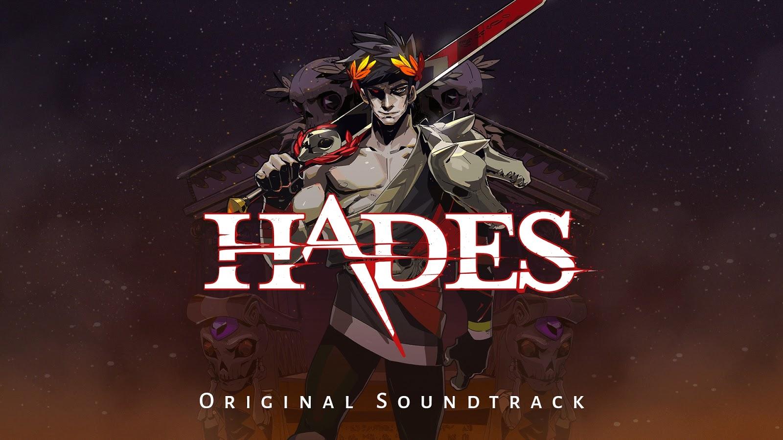 Liste de chansons de Hades Soundtrack