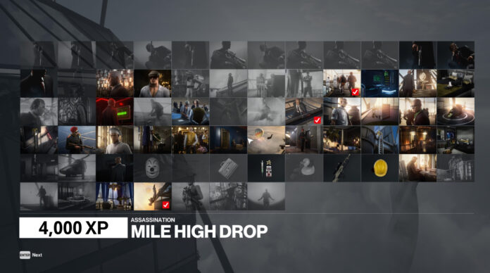 Hitman 3: How to Complete Mile High Drop in Dubai