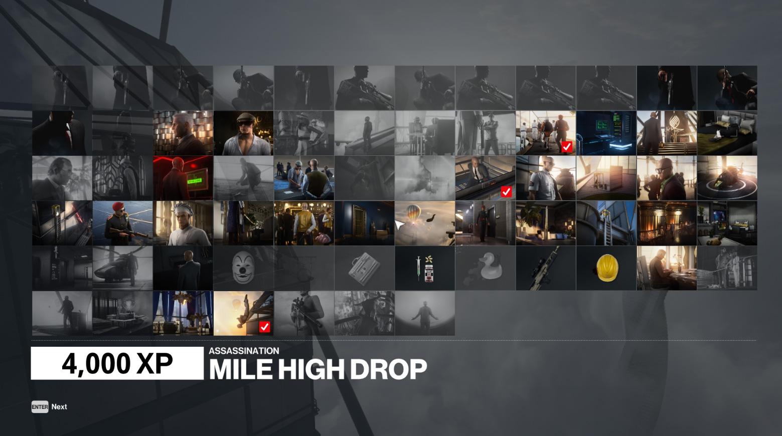 Hitman 3: Comment terminer le Mile High Drop à Dubaï
