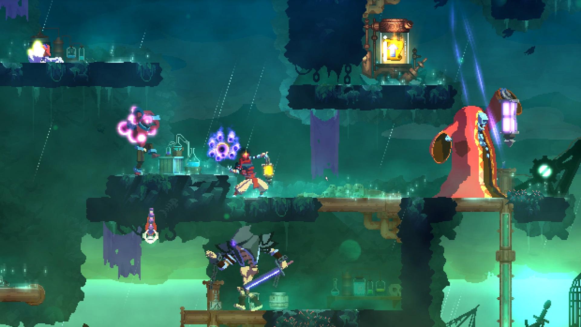 Le DLC Dead Cells 'Fatal Flaws' est lancé le 26 janvier