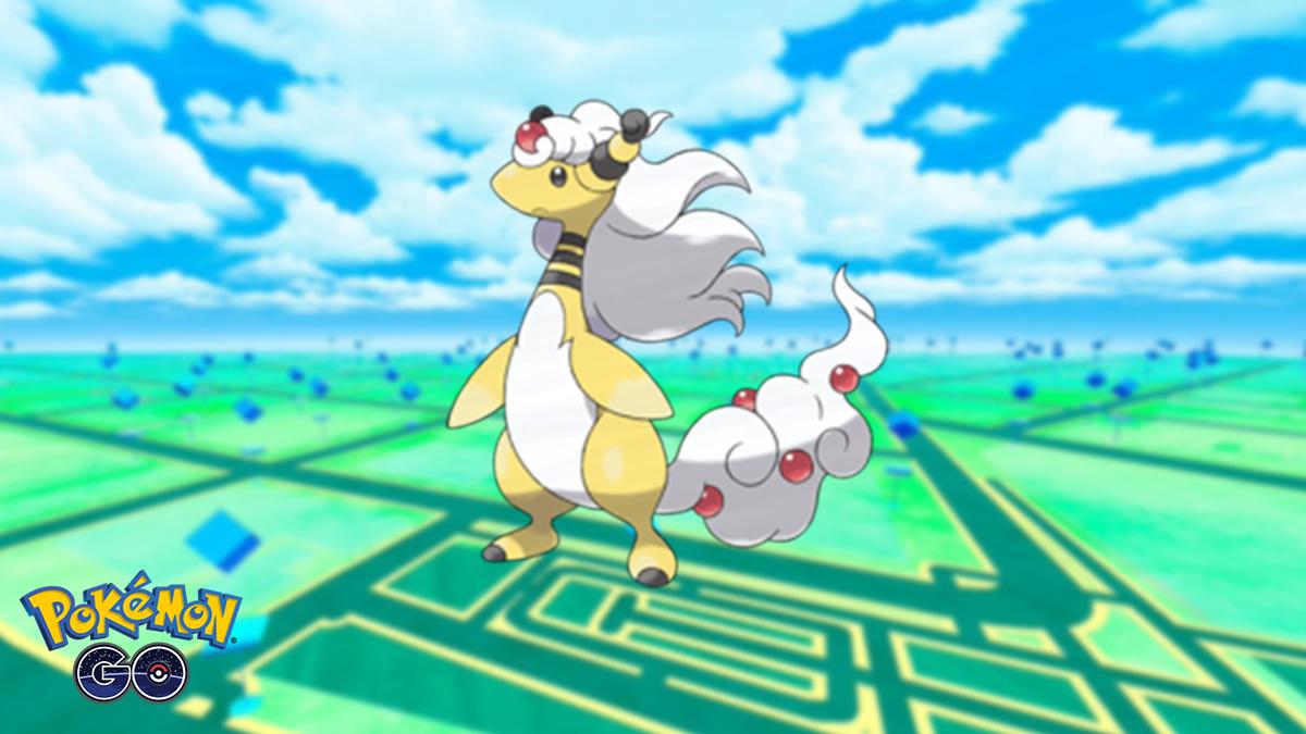 Pokemon GO: Mega Ampharos Best Moveset et compteurs