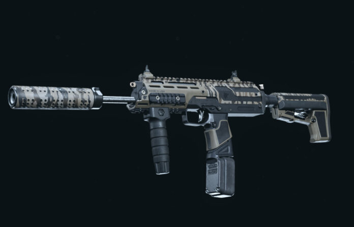 Best MP7 Loadout Cold War Warzone