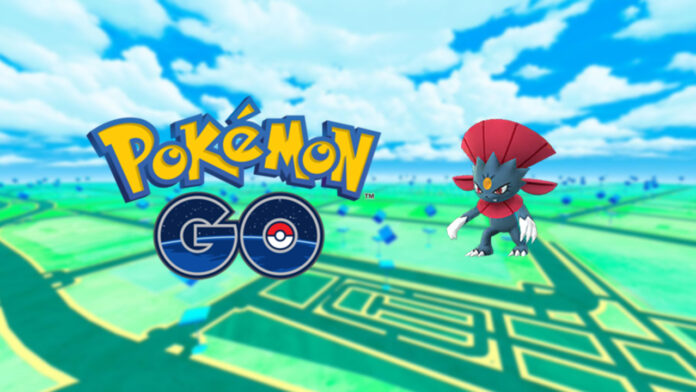Best Weavile Moveset in Pokemon GO