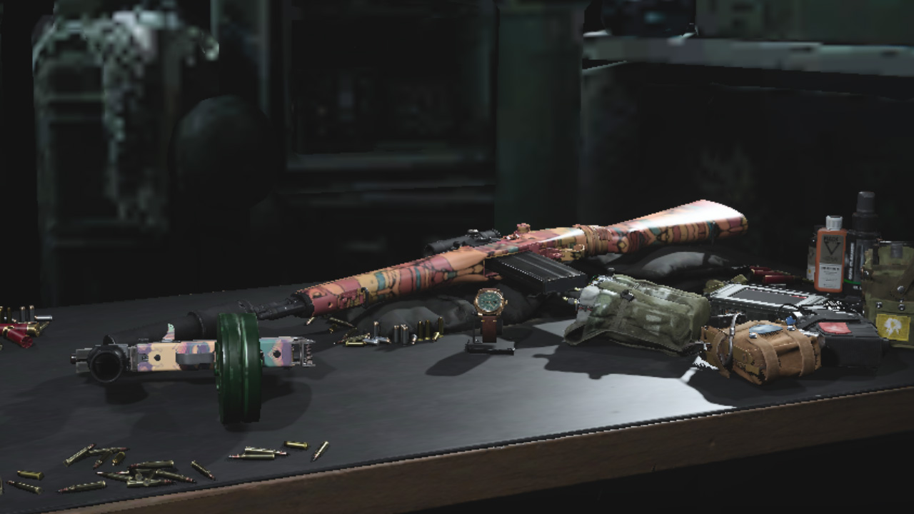 Meilleurs pistolets Warzone après DMR Nerf 2.0