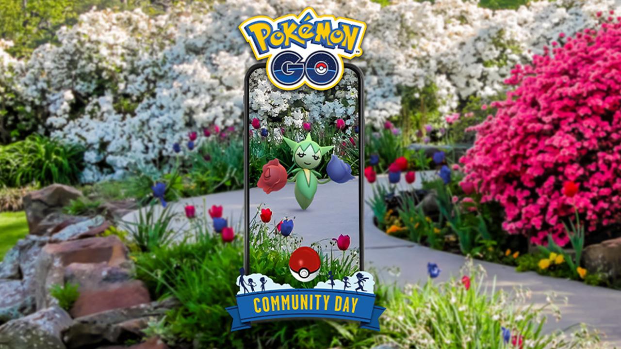 Pokemon GO: Journée communautaire Roselia
