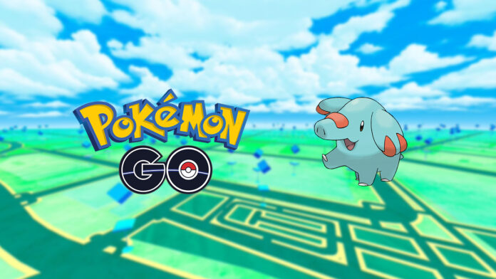 Pokemon Go Spotlight Hour Phanpy