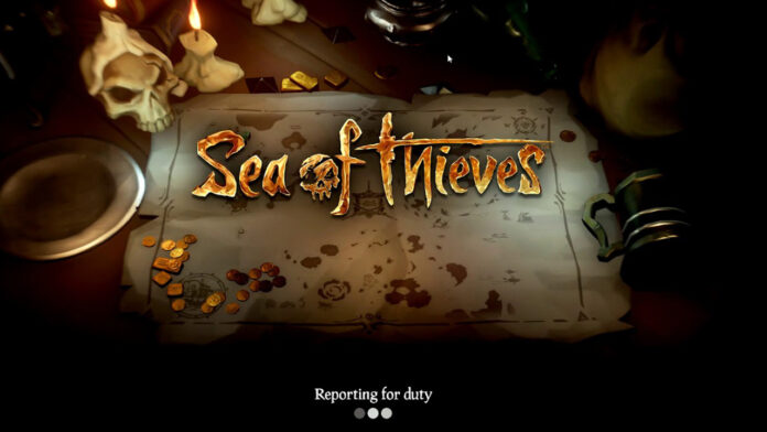 Why is Sea of Thieves Stuck on Reporting for Duty