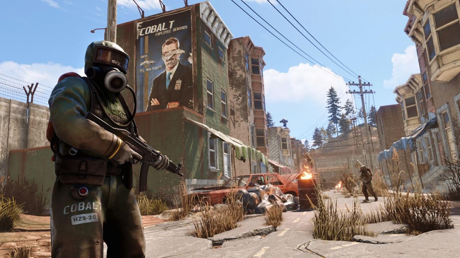 Quand Rust arrive-t-il sur les consoles?