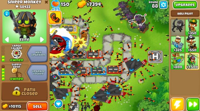 What Does Elite Targeting do in Bloons TD 6?