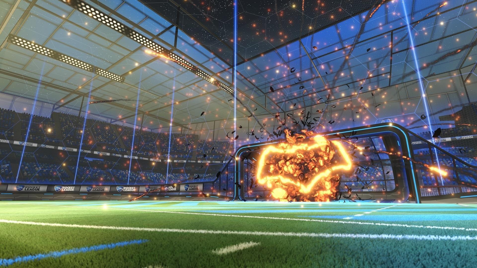 Quelle est l'explosion de buts la plus rare de Rocket League?