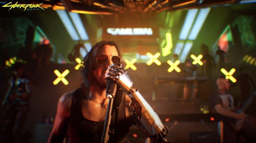 Qu'y a-t-il sur la bande originale de Cyberpunk 2077?