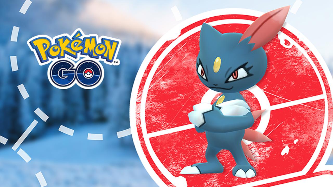 Tâches de recherche et récompenses de Pokemon GO Sneasel Day