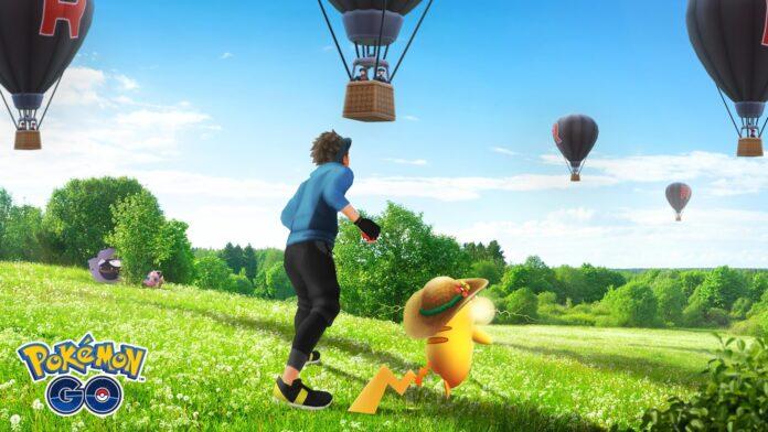 Pokémon GO Team Rocket Balloon Spawn Rate