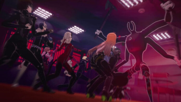 Comment vaincre l'éclusier d'Alice dans Persona 5 Strikers
