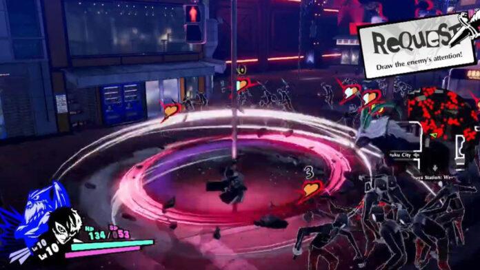 Comment survivre à la diversion de Joker dans Persona 5 Strikers