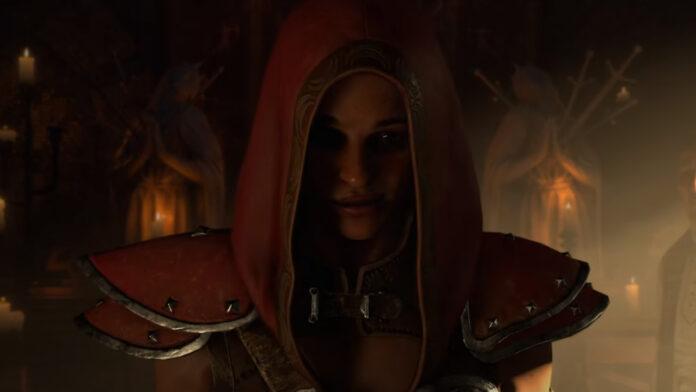 Diablo 4 Rogue Class Announcement at BlizzConline
