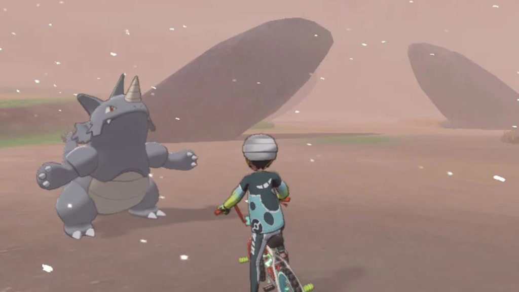 Comment faire évoluer Rhydon dans Pokémon Sword and Shield