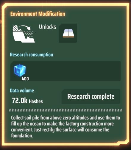 Manipulation de l'environnement du programme Dyson Sphere