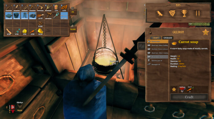 How to Brew Mead in Valheim