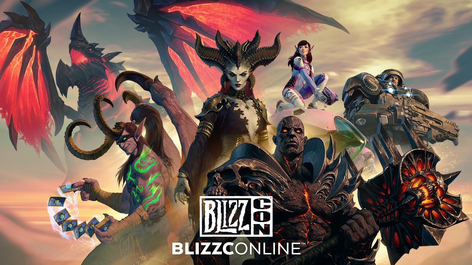 Comment regarder la BlizzCon 2021