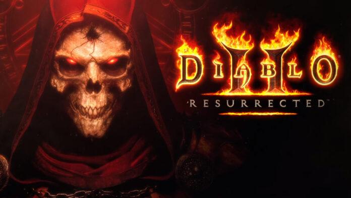 Diablo 2 Resurrected Announced at BlizzConline