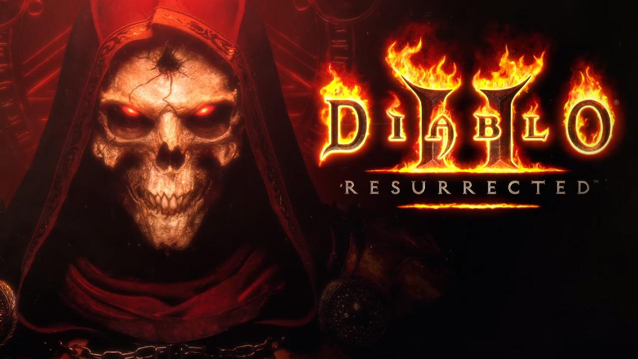 Diablo 2 ressuscité annoncé à la BlizzConline
