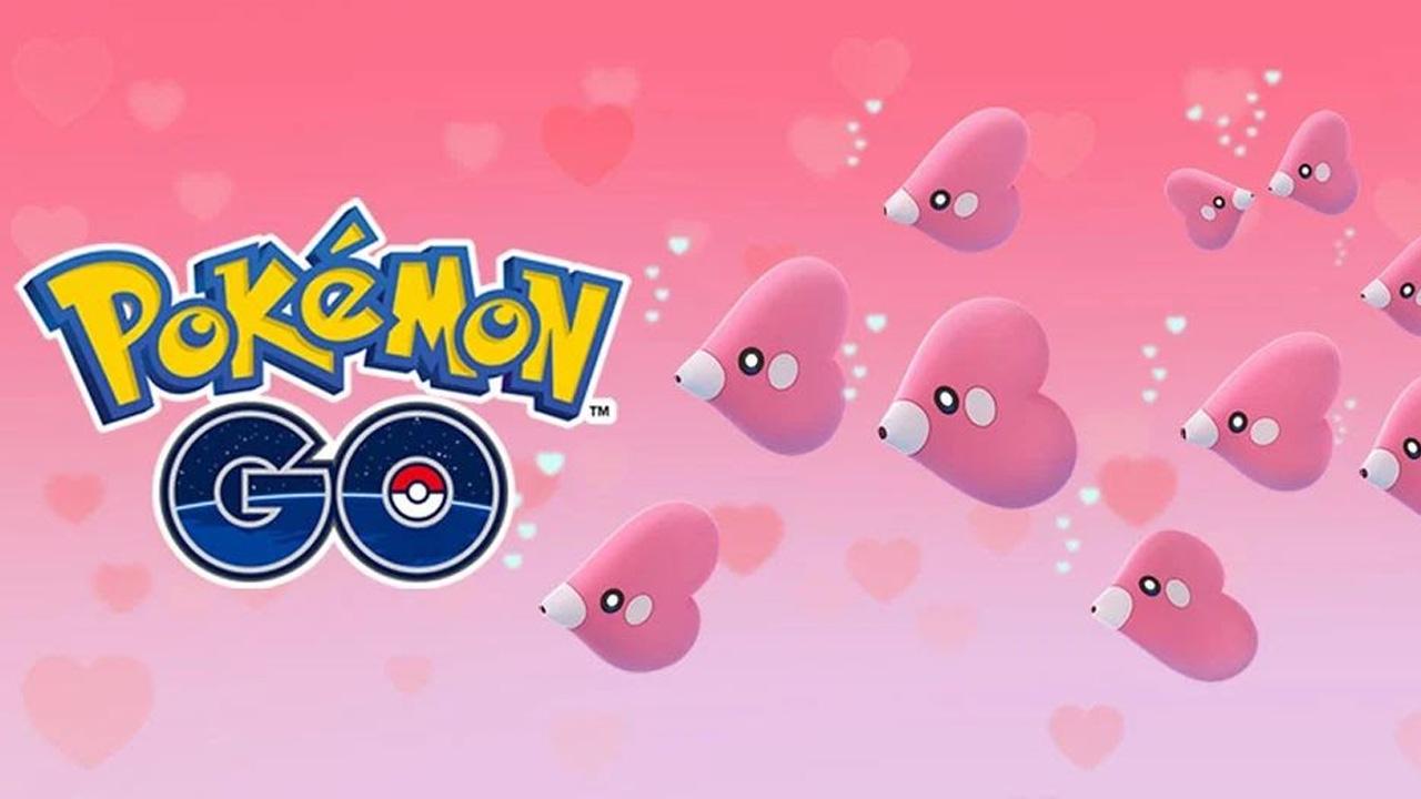 Où trouver Luvdisc dans Pokémon GO