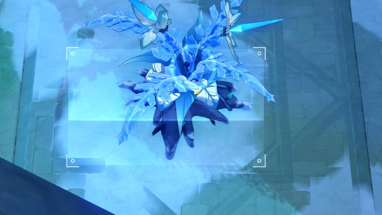 Où trouver des créatures bleues pour cinq bouffées de fortune