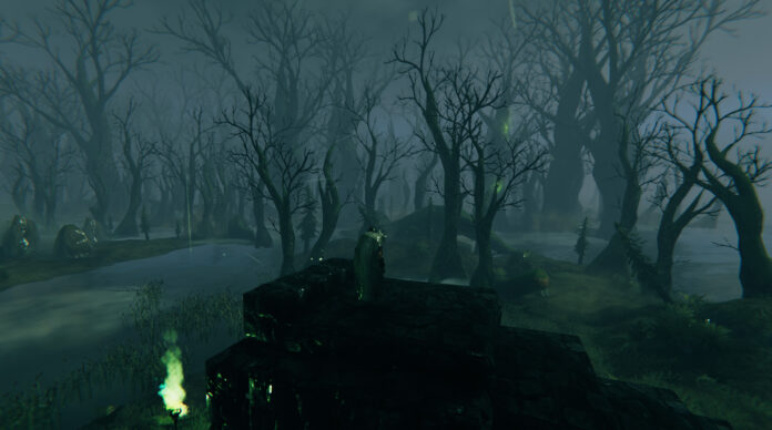 Where to find the Swamp Biome in Valheim