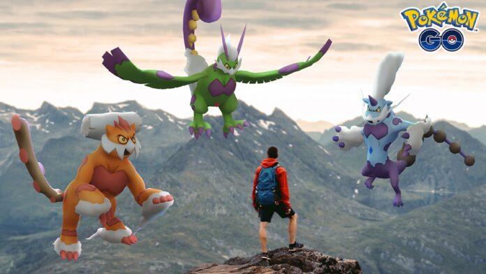 Est-ce que Landorus, Thundurus ou Tornadus est meilleur dans Pokémon GO?