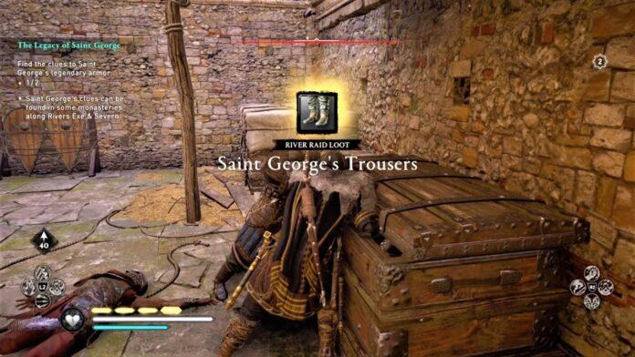 Comment compléter les trésors de la rivière Severn dans Assassin's Creed Valhalla