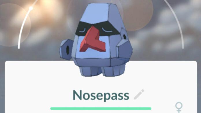 Pokemon GO: Comment faire évoluer Nosepass en Probopass