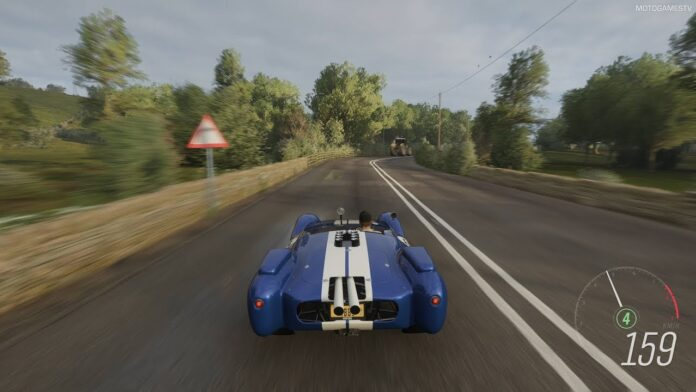 Quelle est la meilleure voiture de dragster dans Forza Horizon 4?