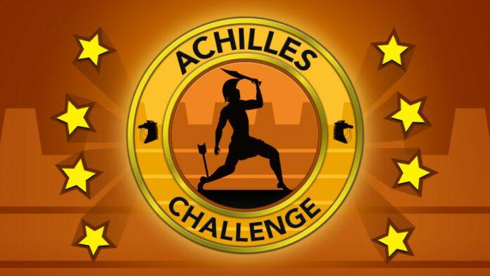 Comment relever le défi Achille dans BitLife