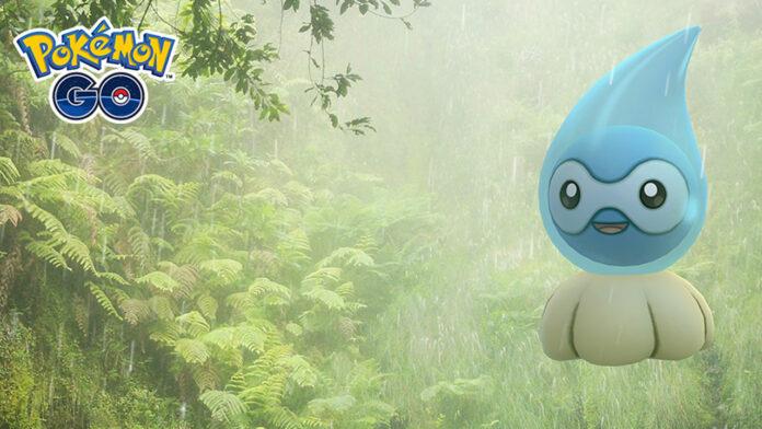 Tâches de recherche sur le terrain et récompenses de la semaine météo de Pokemon GO