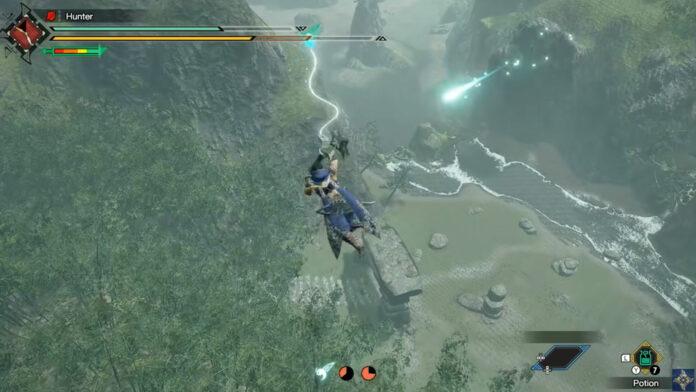 Comment utiliser les mouvements et les contrôles Wirebug dans Monster Hunter Rise