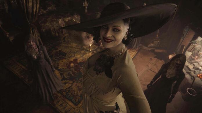 La campagne marketing de Capcom Resident Evil Village avec Lady Dimitrescu est chaude