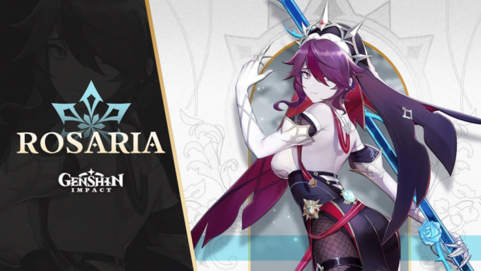 Genshin Impact Rosaria guide: Weapons, artifacts, tips, and more