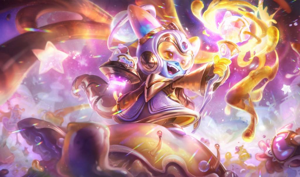 Notes de mise à jour de League of Legends 11.7 Le champion change d'objet, de nouveaux skins