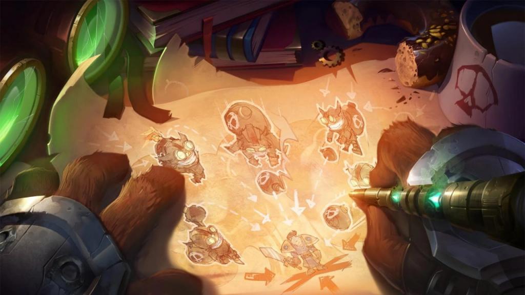 Notes de mise à jour de League of Legends 11.7 Le champion change les objets