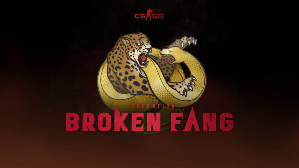 CS: GO Operation Broken Fang Premier gratuit