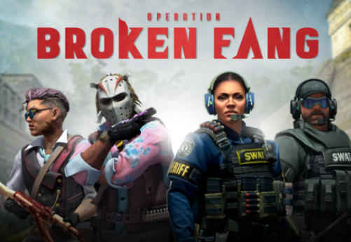 CS:GO Broken Fang Premier now free for all