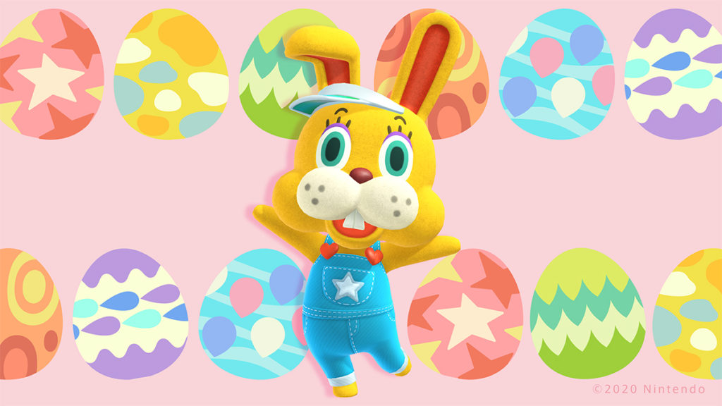 Calendrier des événements du mois d'avril de Animal Crossing New Horizons