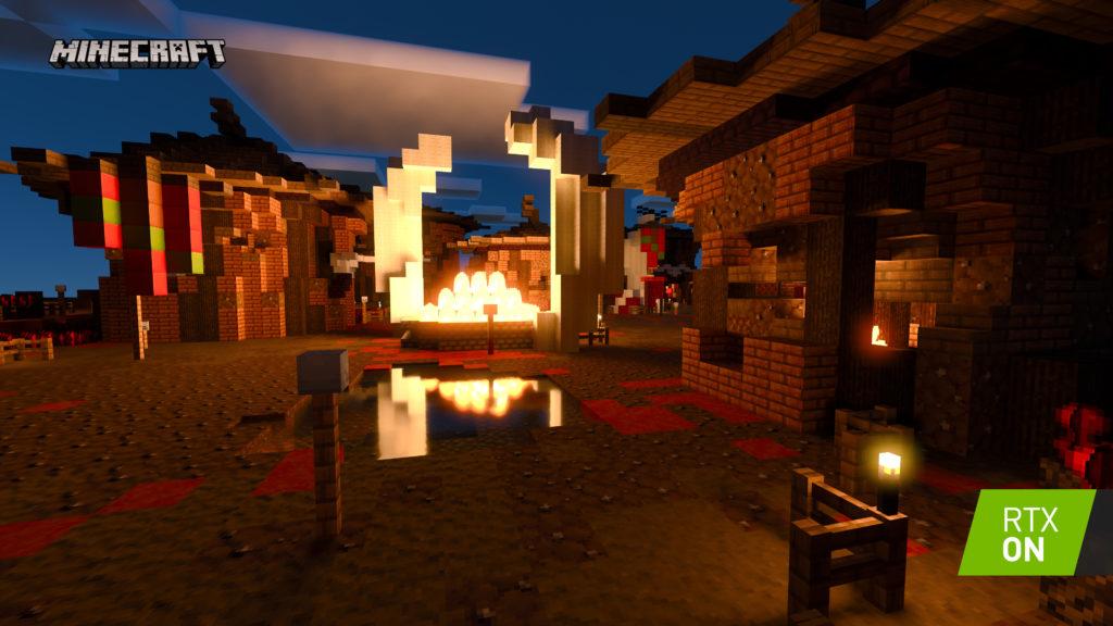 Comment activer le lancer de rayons dans Minecraft