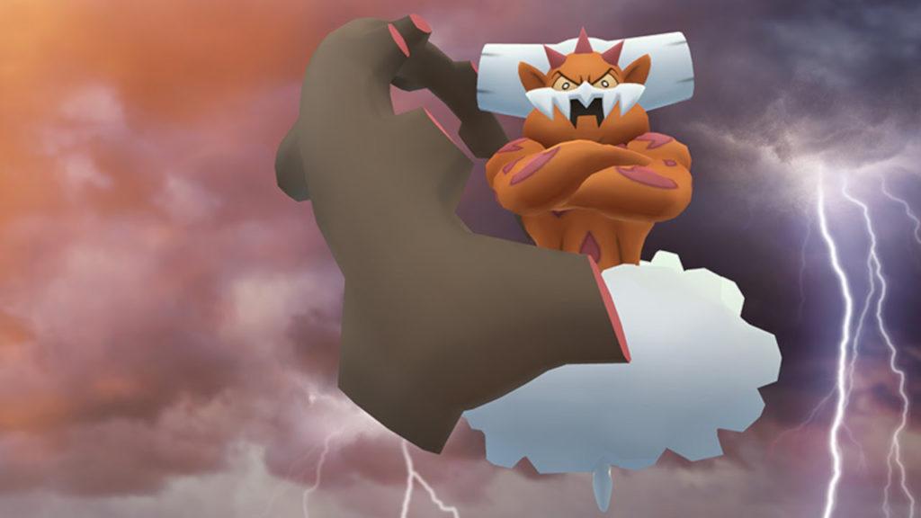 Comment attraper Landorus dans Pokémon GO