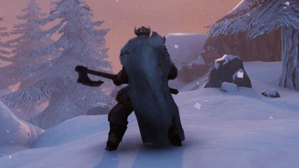 Comment faire une cape en fourrure de loup à Valheim
