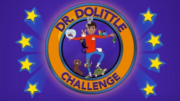 Comment relever le défi Dr.Dolittle dans BitLife