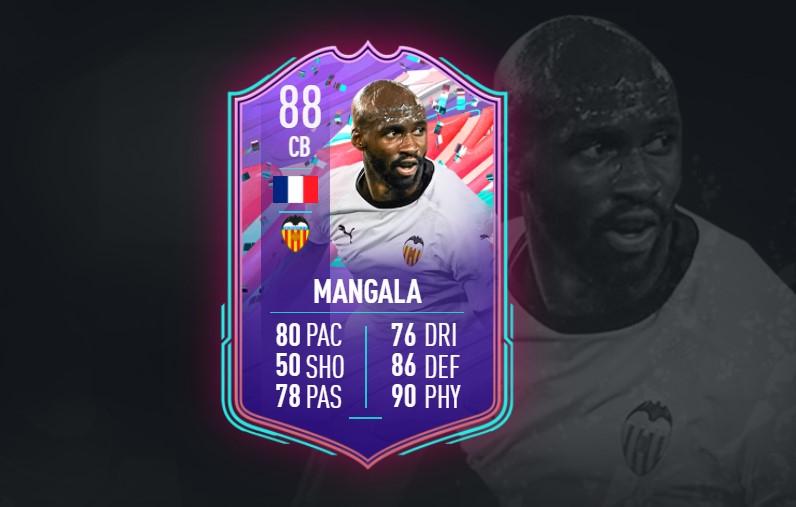 FIFA 21 Mangala Birthday SBC: solutions, récompenses, statistiques les moins chères