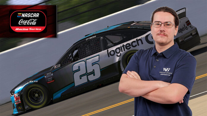 TSM signs Nick Ottinger, first-ever sim racer to join the org